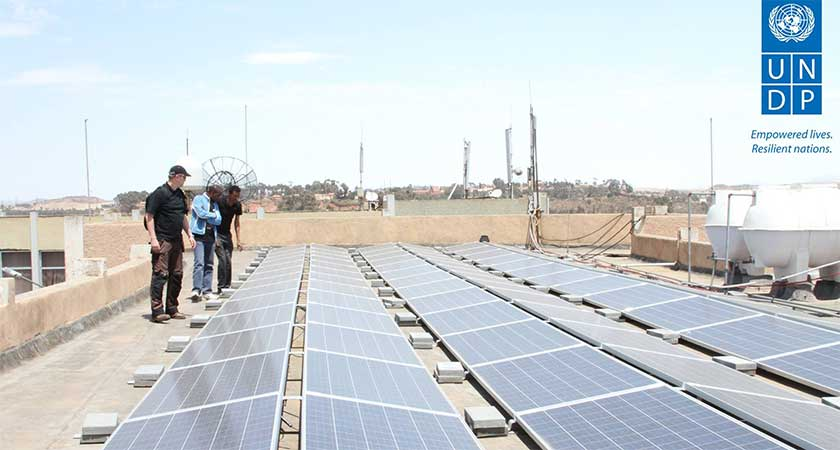 Four Government Ministries Powered With Solar PV Systems
