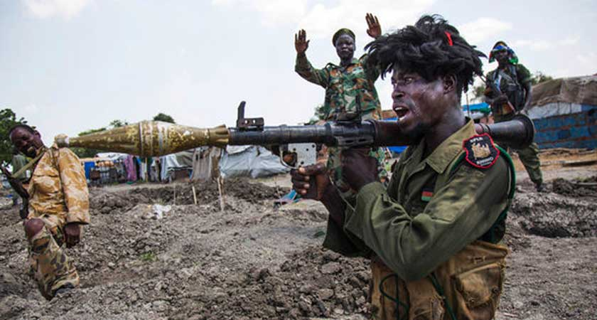 The US State Department imposed unilateral arms embargo on South Sudan