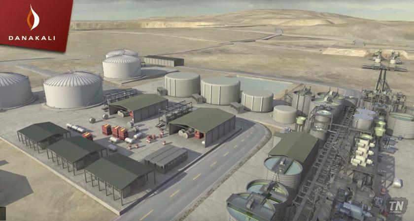 Australia's Danakali is closer than ever to begin the development of its world-class Colluli potash project in Eritrea