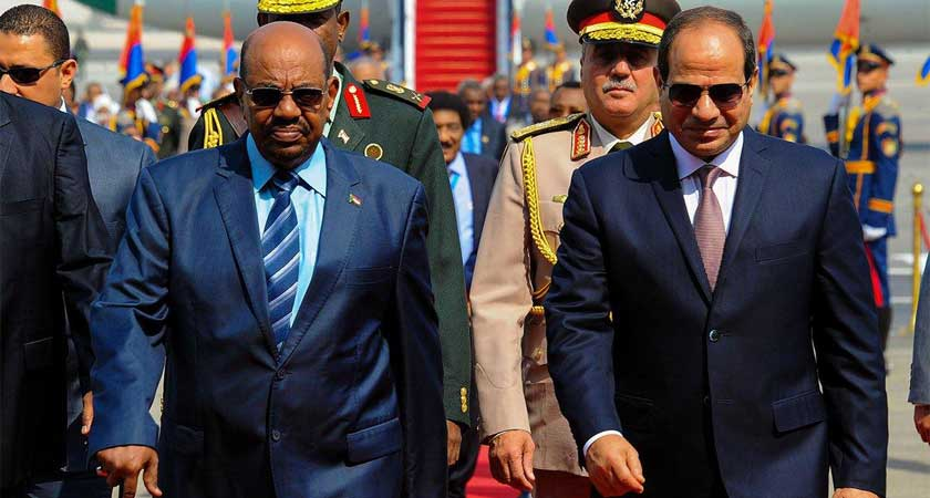 Egypt and Sudan media war have reached an uncontrollable frenzy