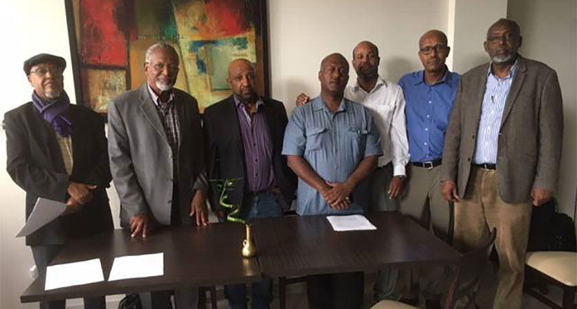 ONLF and Ginbot 7 Issued Joint Statement
