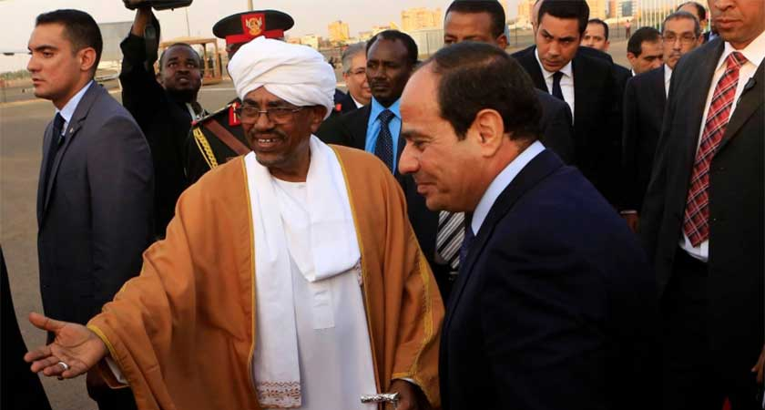 Egypt and Sudan agree to fix problems faced by citizens of both countries regarding residency, freedom of movement and visa costs.