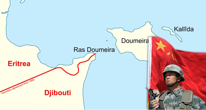Eritrea – Djibouti Border Spat Reveals About Shifting Positions in the Horn of Africa