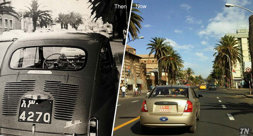 Growing up in the City of Cultural Heritage Asmara in the 1960s