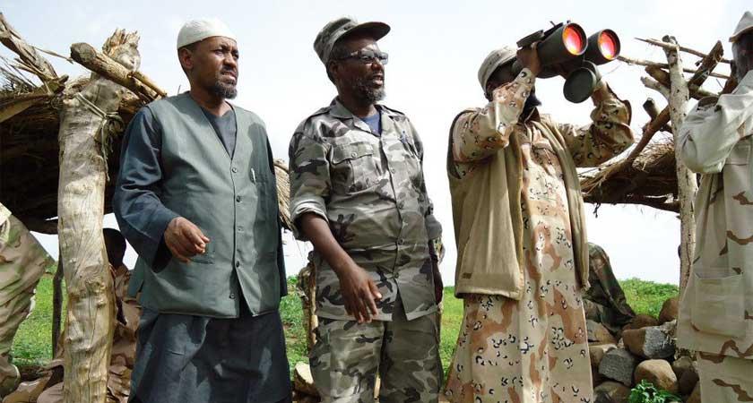 Ethiopia arrested leaders of the Eritrean Saho movement