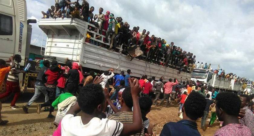 Ethnic Clashes in Ethiopia Displaced Over 50,000