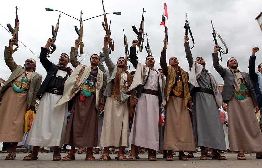 The war in Yemen drains the Saudis militarily, politically and strategically.
