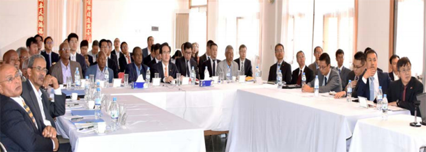 Eritrea: Chinese Embassy Seminar on 'Belt and Road' Initiative