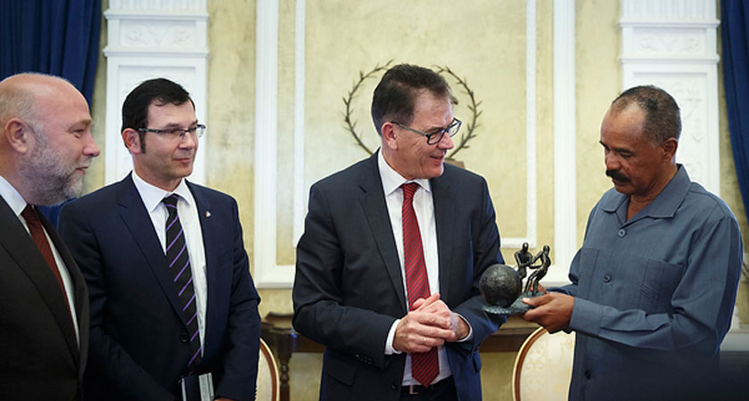 (Op-Ed): 'We Need a Paradigm Shift on Cooperation'- German Ambassador to Eritrea