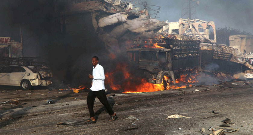 Somalia Declares 3-Days of National Mourning