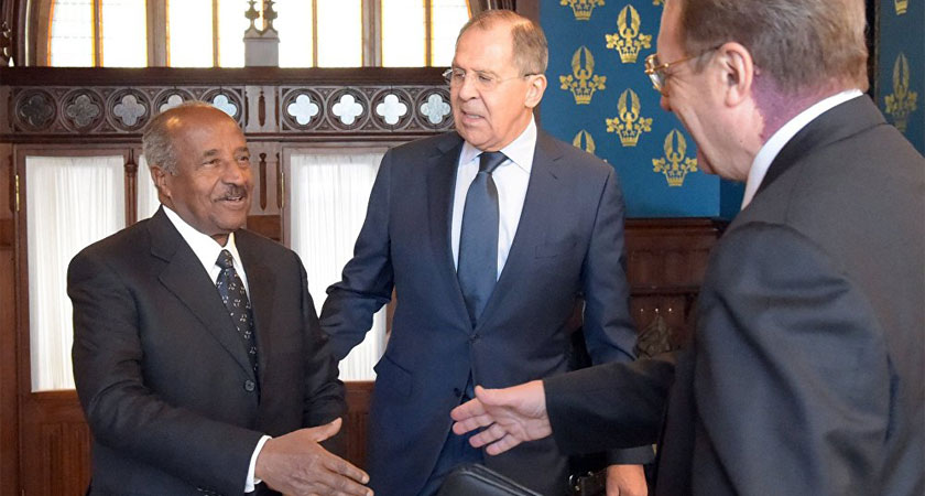 Foreign Minister Outlines Eritrea's Achievement on Diplomatic Front
