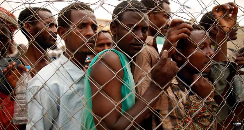 Over 96,000 Ethiopians Returned from Saudi Arabia, Allege Abuse