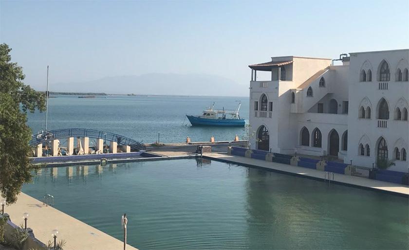 Tiffany Haddish Dahlak Hotel Massawa