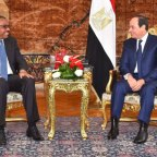 <Egypt, Ethiopia Leaders say Nile Dam Must Not Ruin Relations