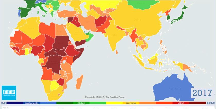 Fragile states index ethiopia is facing failure sciox Gallery