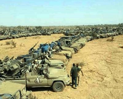 Kassala disarmament program begins with a state of emergency