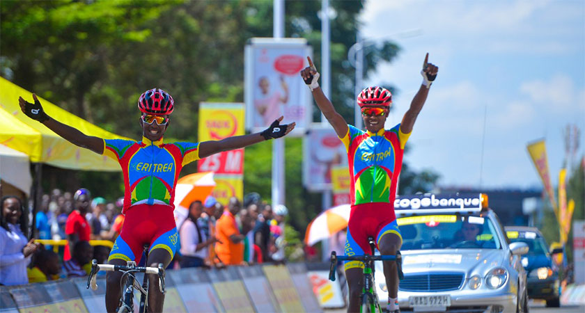 Eritrea has pulled out of this year's Tour du Rwanda