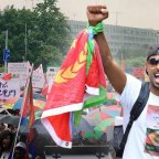 <Eritrean Citizens vs. Bloody Mercenaries