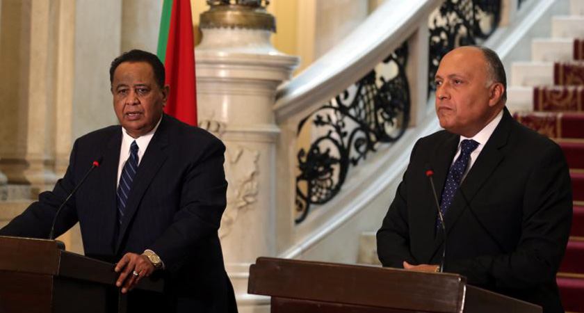 Egypt and Sudan revealed a roadmap to resolve all current issues to put bilateral ties back on the right track.