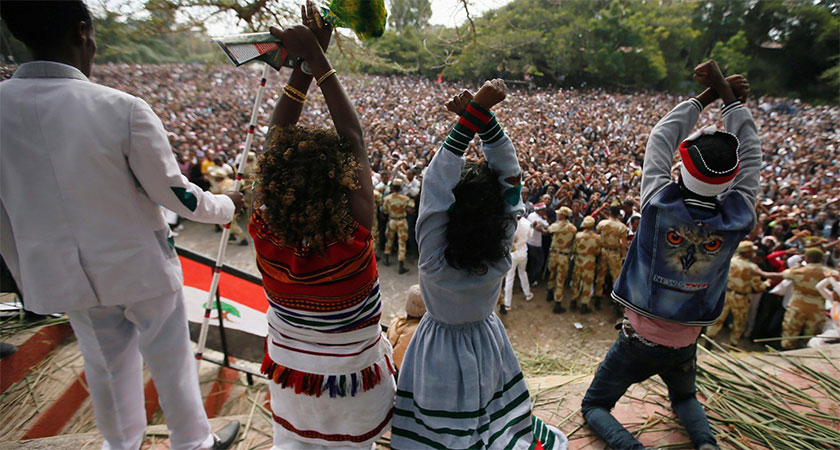 The Mysterious Qeerroo Movement that Brought Ethiopia to a Standstill