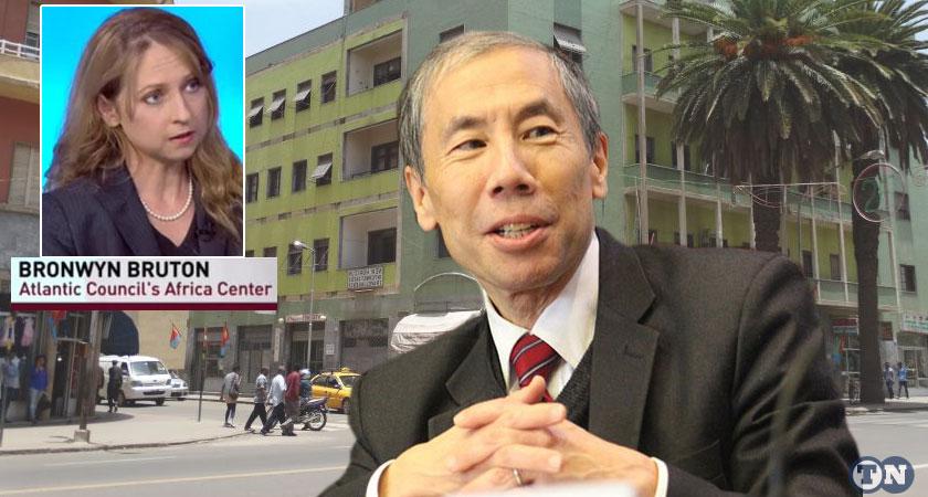 Bruton: Ambassador Yamamoto's Visit to Eritrea 'Encouraging'