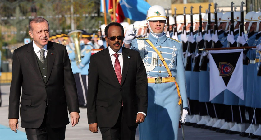 Turkey-UAE Rivalry in Somalia Raising Tensions