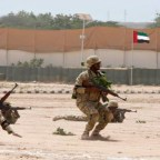 <UAE Terminates Somalia Training Mission
