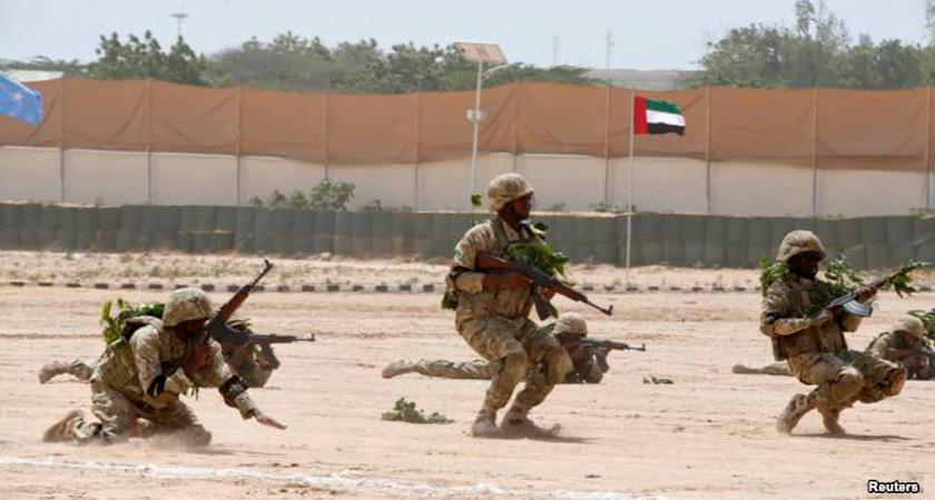UAE is ending military training programme in Somalia