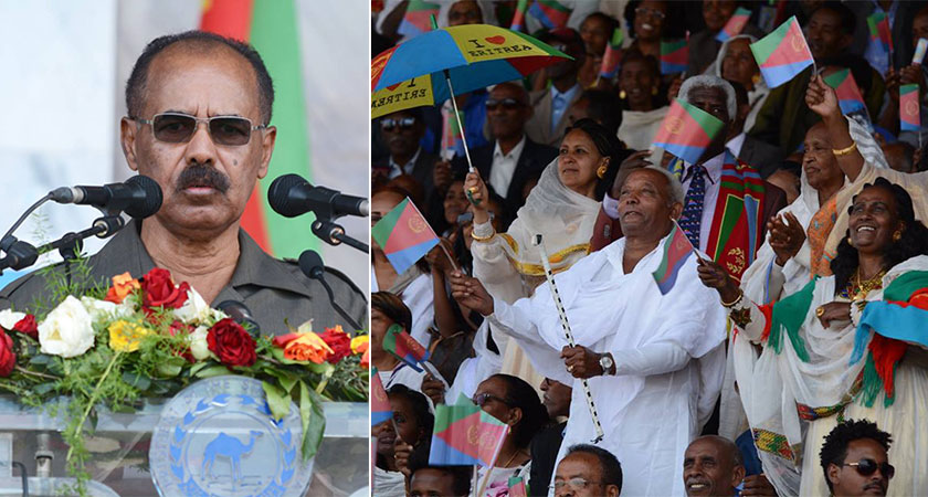President Isaias' Speech at Eritrea's 27th Independence Day Anniversary