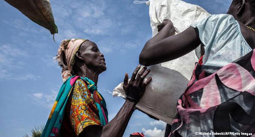 Eritrea pledged to donate food aid to South Sudan
