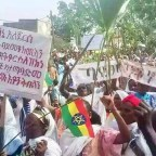 <Tigray People Protests Implementation of Peace Deal With Eritrea