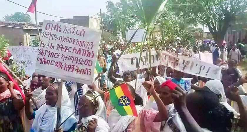 Tigray people are looking to pin the blame for the outcome of peace deal with Eritrea on PM Abiy