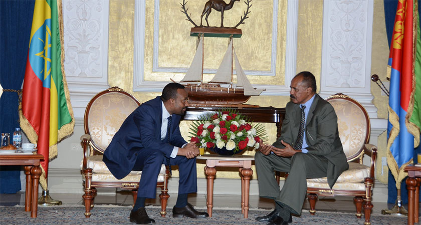 Ethiopia and Eritrea Agree to Restore Ties, Reopen Embassies