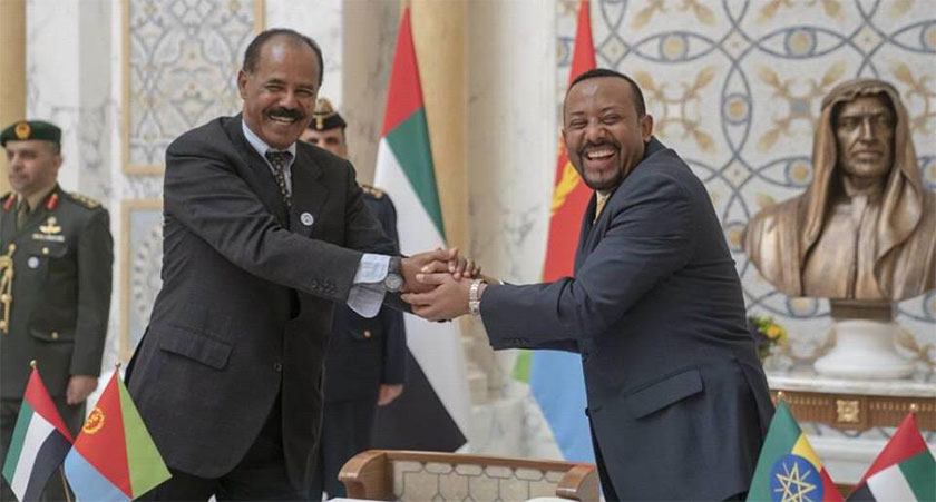 Isaias Afwerki not only liberated Eritrea from imperial Ethiopian colonization but also Ethiopia and Somalia from TPLF hegemony