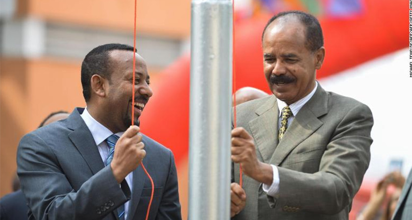 Foreign donors must come forward to support Ethiopia and Eritrea, UN official said
