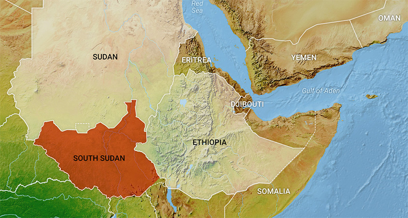 Washington shift in policy against Eritrea is out fear of Russian and Chinese influence in the region
