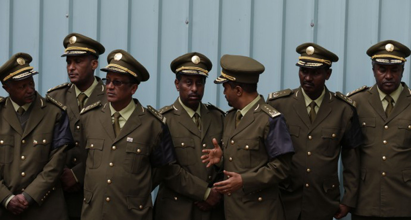 Ethiopia defense ministry retires dozens of army generals