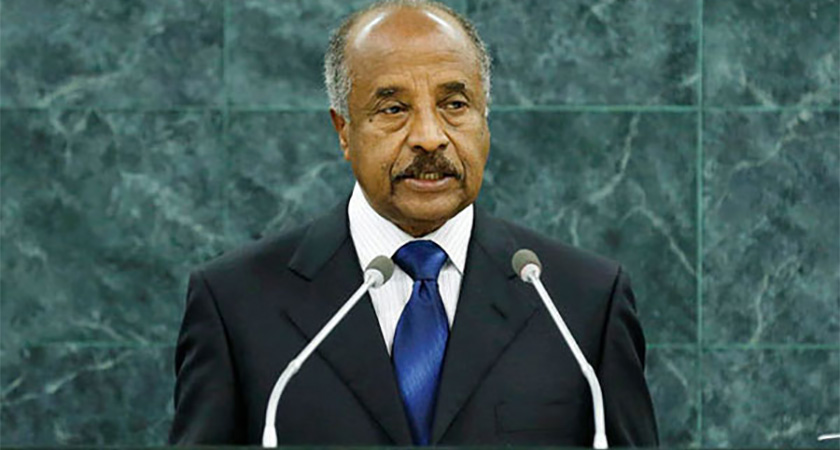 Eritrea at UN Demands Reparation for Sanctions