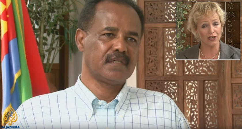 President Issias Aferwerki vs Al Jazeera's 2010 Interview