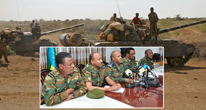 Ethiopia Moving Troops Away from Eritrean Border