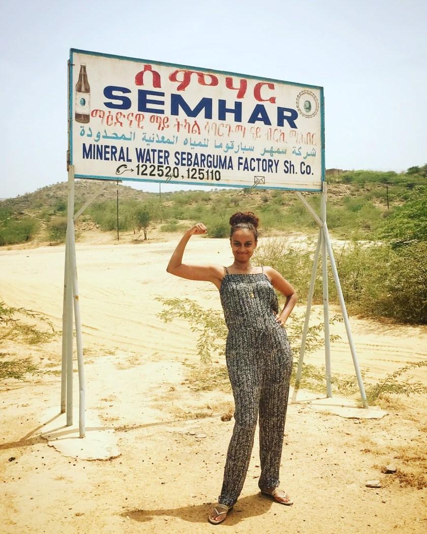 Semhar Araia in Eritrea