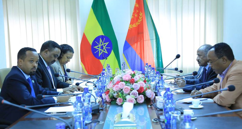 Ethio-Eritrea ministerial consultation held in Addis Ababa