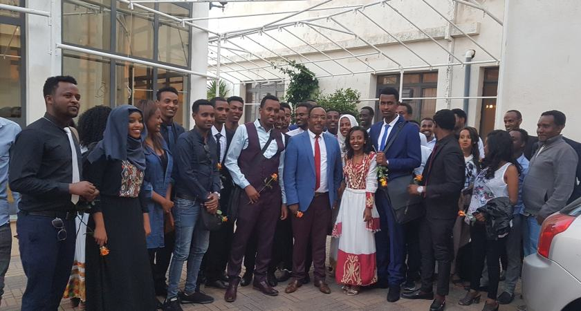 Ethiopian Medical Doctors Complete 2-Month Eritrea Voluntary Service