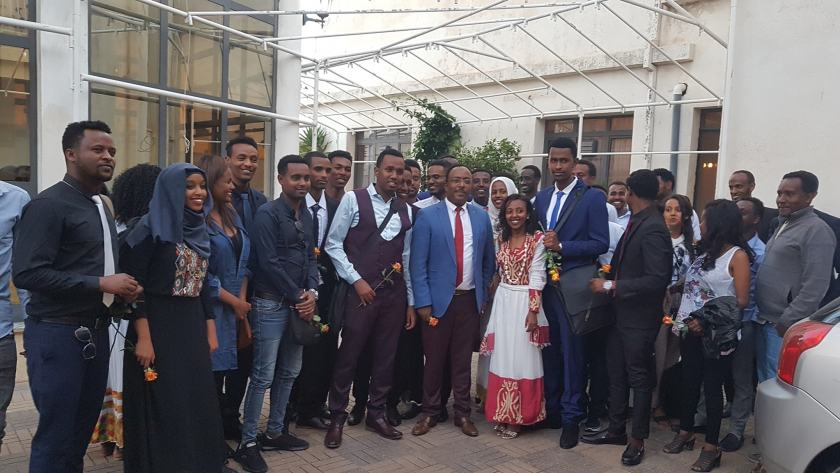Ethiopian medical doctors arrive Eritrea
