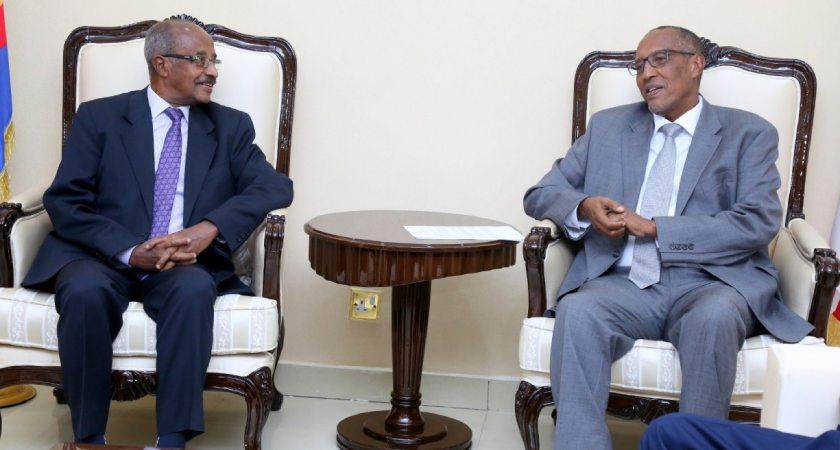 Eritrea Keen to Host Somalia-Somaliland Talks