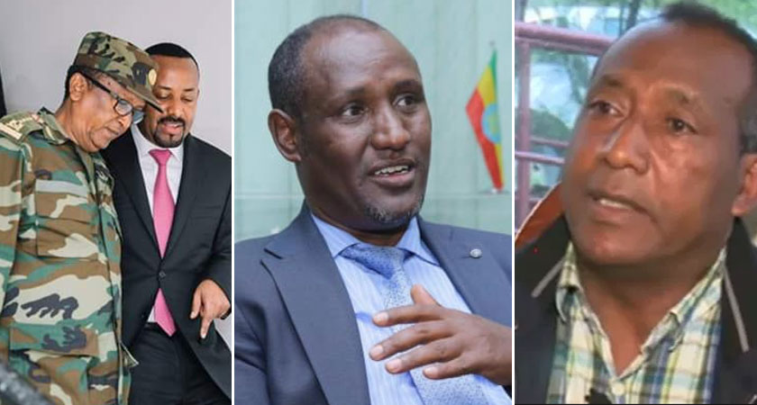 organized coup attempt in the Amhara regional state failed