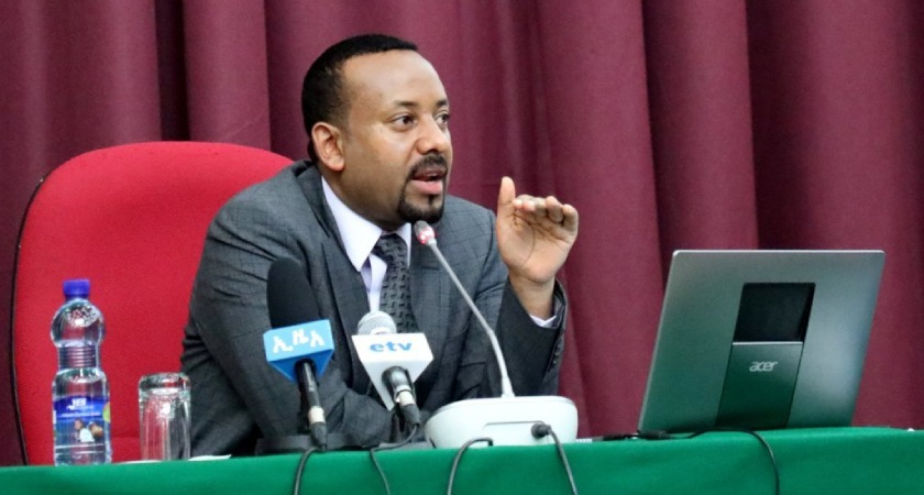Prime Minister Abiy Ahmed said the death toll from recent ethnic clashes had risen to 86
