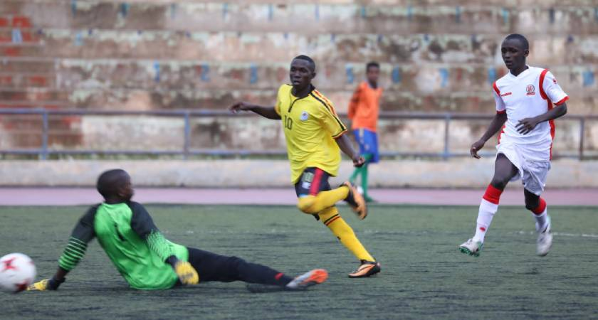 Uganda defeats Burundi 6-0 and advance to the CECAFA U15 finals to face Kenya.