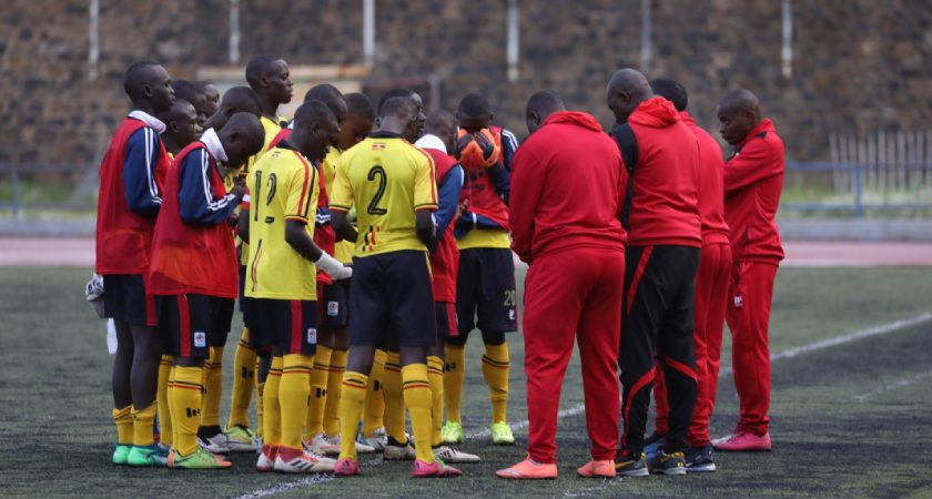 cecafa u15 final showdown between Uganda and Kenya
