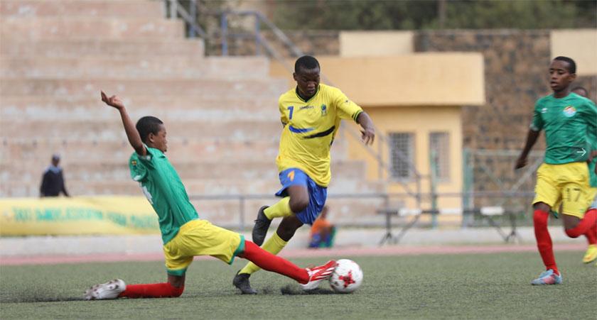 cecafa u15: Tanzania defeats Ethiopia 3-1
